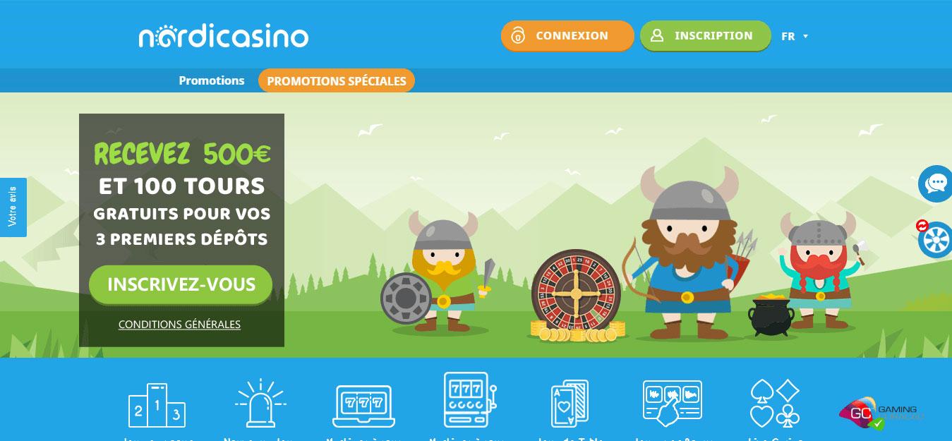 Nordicasino vs Napoli casino avis : quel est le meilleur ?