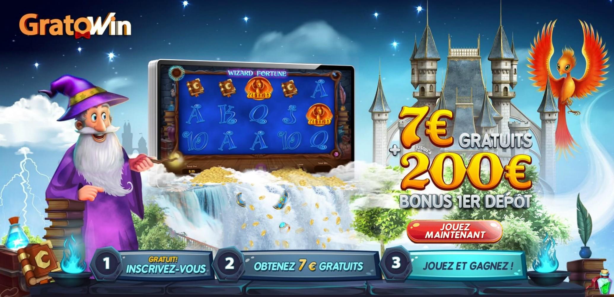 Référence d'avis sur casino gratowin